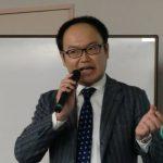 講師の茨大大学院鈴木教授