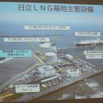 日立LNG基地主要設備