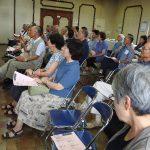 歌うことが好きな多くの参加者 約70名(3)