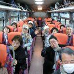 トキワ交通バス内の写真