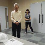 吉牟田さんの開会挨拶