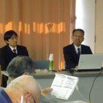 講師 右側/入江宏昭様、左側/中本洋和様