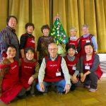 講師と記念写真(後列中央の方が宮田幸子さんです)