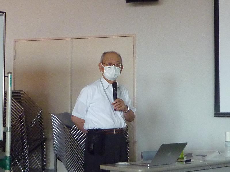 田切美智雄先生