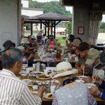 会食中の皆さん(3)