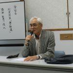 講師の船渡川氏
