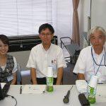 講師:右から村田さん、羽鳥さん、久保さん