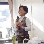講師 韓国 テグ市出身の 尹 正美(ユン ジョンミ)さん