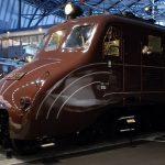 EF55 1号直流電気機関車