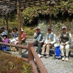 西山の里・桃源にて昼食