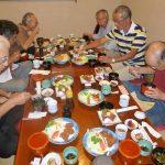 食事処「梅之屋」さんの豪華昼食で疲れを癒す(1)