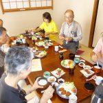 食事処「梅之屋」さんの豪華昼食で疲れを癒す(2)