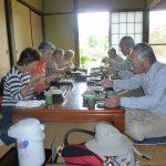 自然薯つなぎの常陸秋蕎麦に舌鼓!