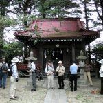 安産の守り神 富士神社