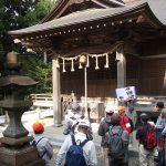 江戸時代の棟札が残る種殿神社