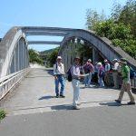里川に架かる央橋(なかはし):通称「めがね橋」